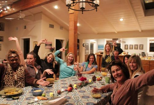 Women's Retreat in Idyllwild