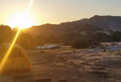Malibu Creek Yoga, Climbing & Camping Retreat
