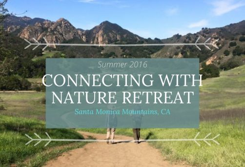 Connecting with Nature Retreat