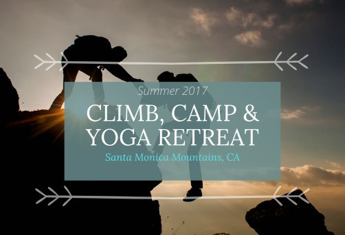 Climb, Camp & Yoga Retreat