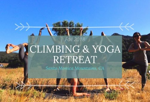 Climb & Yoga Retreat